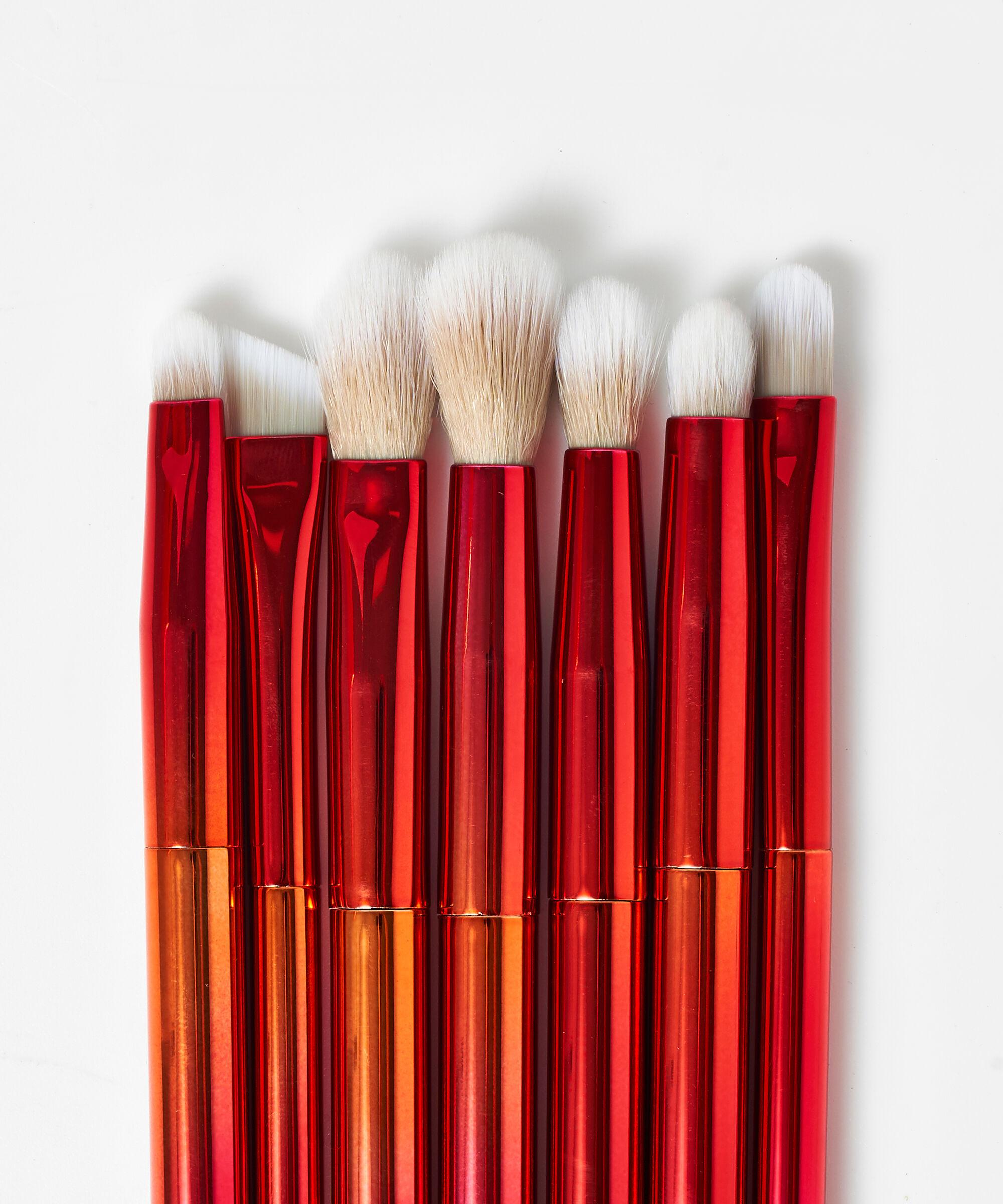 BH Cosmetics Chillin' in Chicago 7 Piece Brush Set
