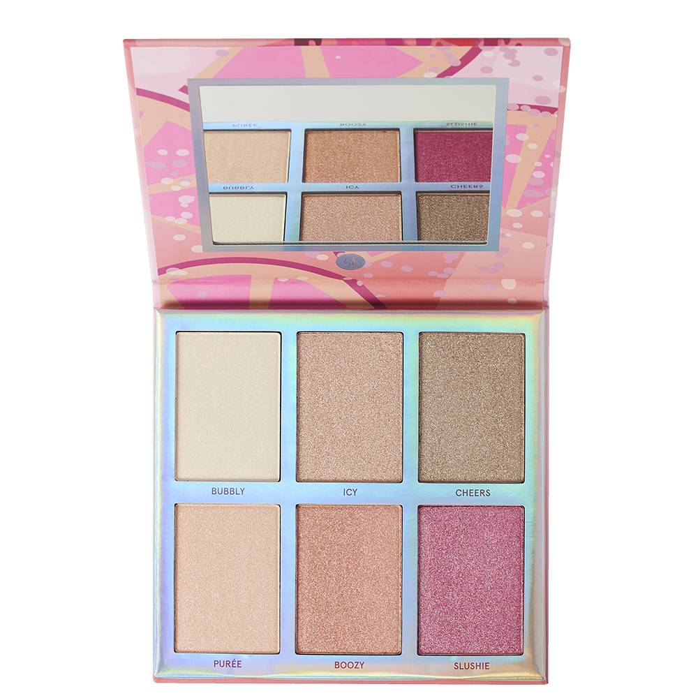 BH Cosmetics Frosé Highlighter Palette