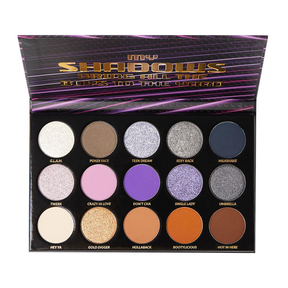 BH Cosmetics Remix Dance 00s Eyeshadow Palette