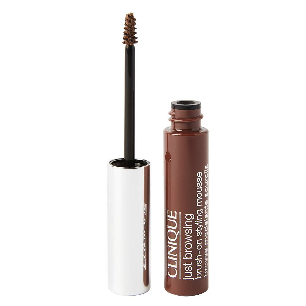 Clinique Just Browsing BrushOn Styling Mousse Soft Brown 2ml