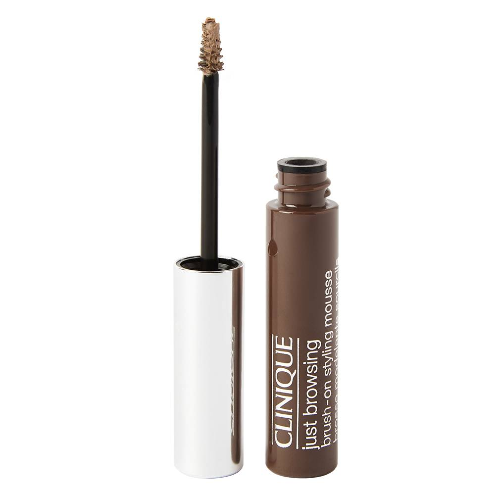 Clinique Just Browsing BrushOn Styling Mousse Deep Brown 2ml