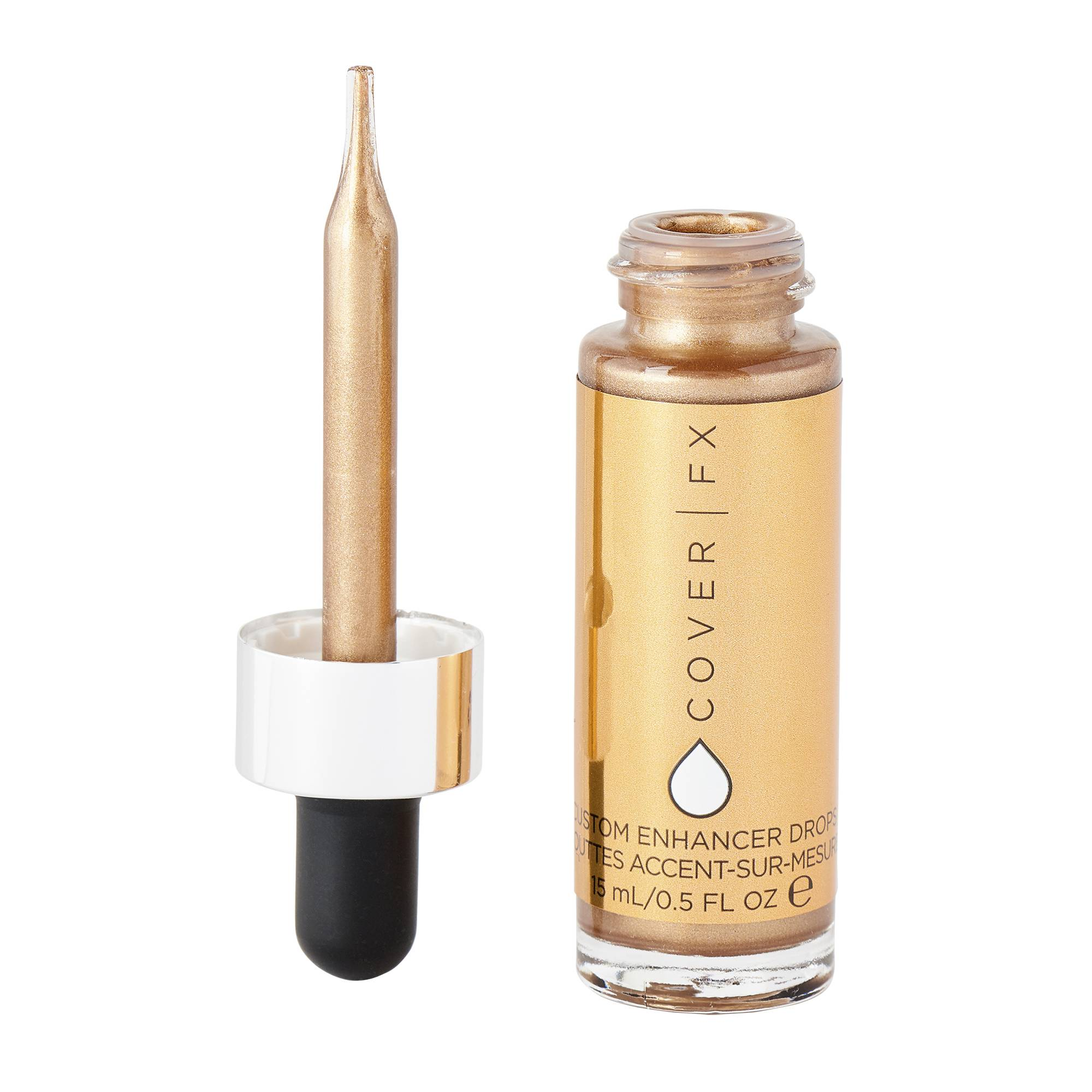 Cover FX Gouttes accent surmesure Halo Candlelight 15ml