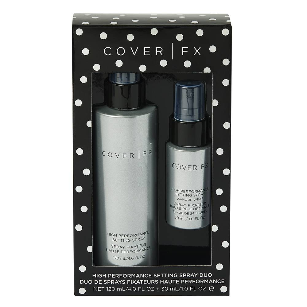 Cover FX High Performance Setting Spray Duo 150ml