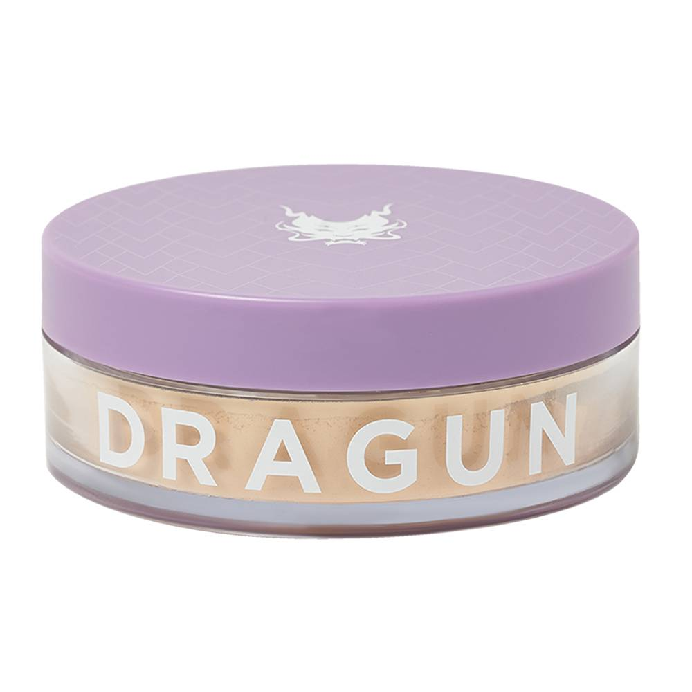 Dragun Beauty TRANSlucent Setting Powder Yellow 10g