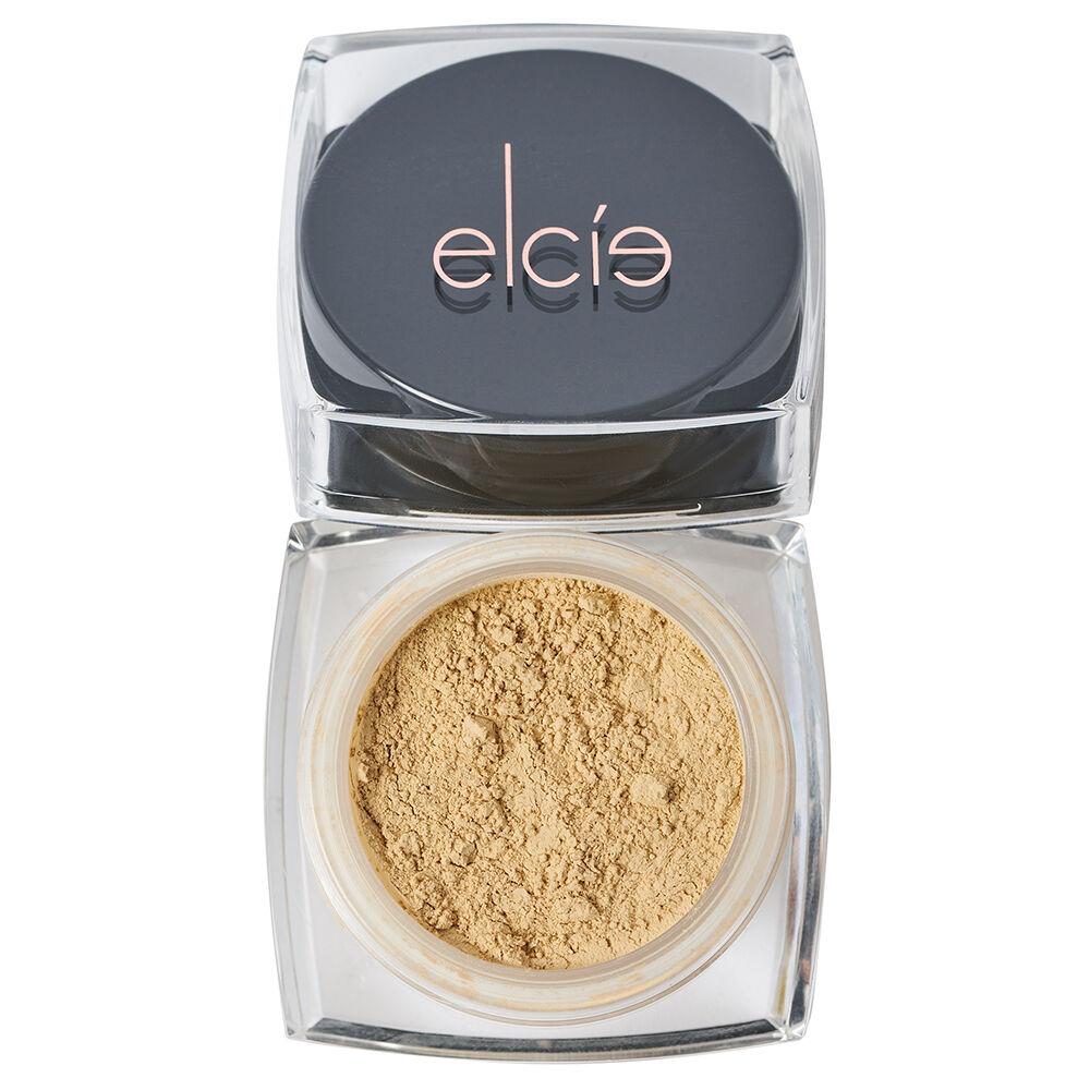 "Elcie ""Translucent Powder Medium Tan"""