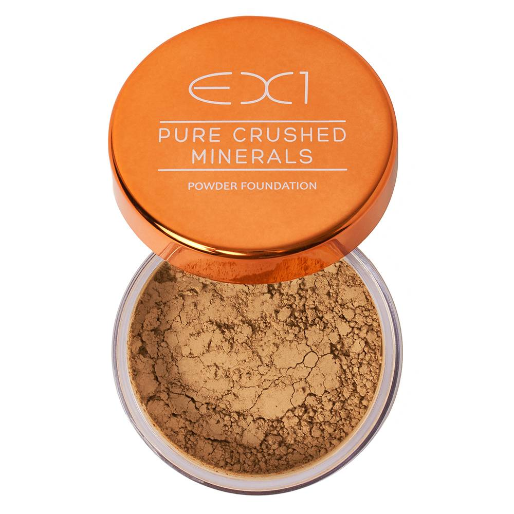 EX1 Cosmetics Pure Crushed Mineral Powder Foundation 10.0