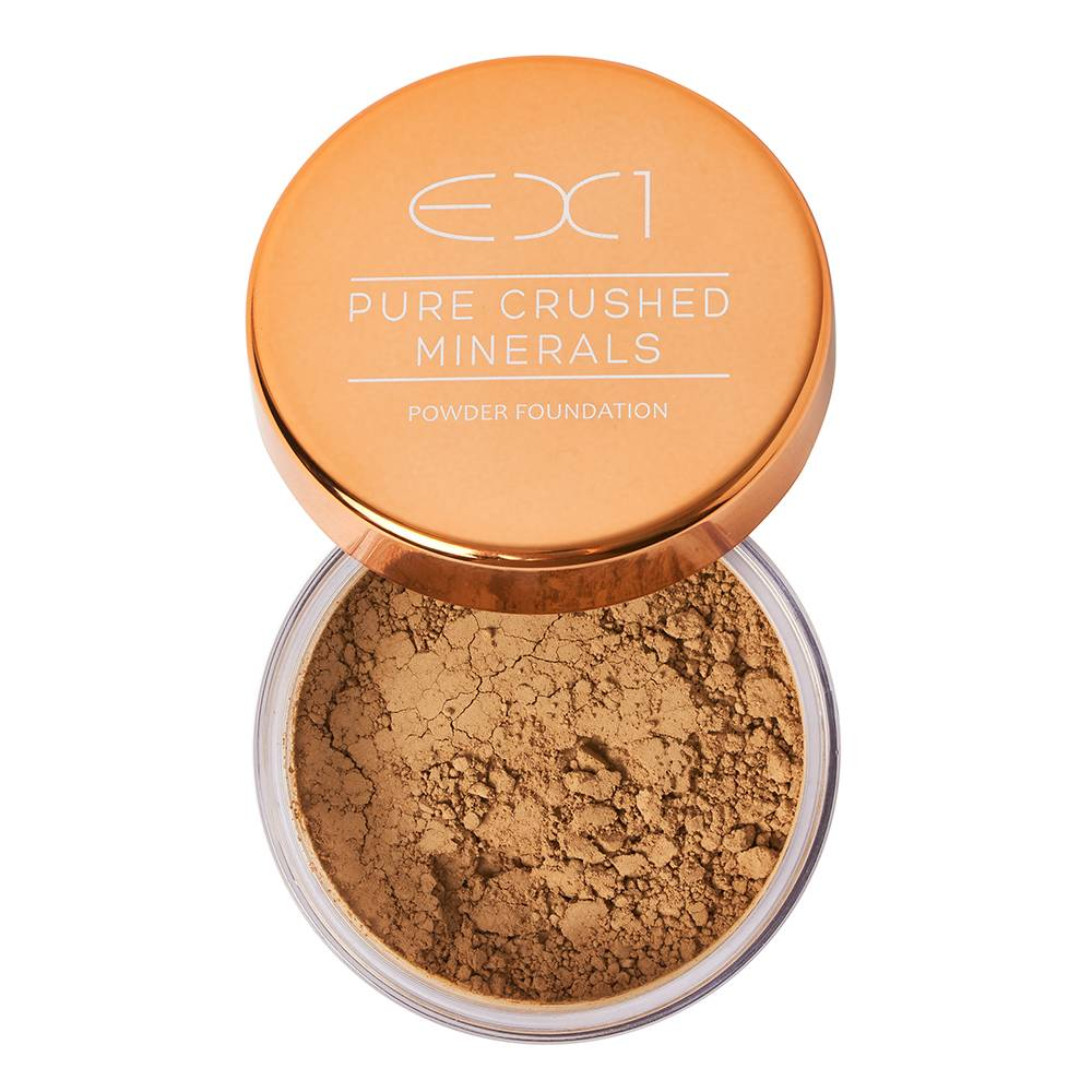 EX1 Cosmetics Pure Crushed Mineral Powder Foundation 11.0
