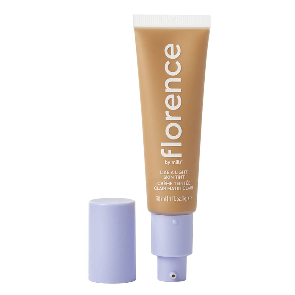 florence by mills Like A Light Skin Tint MT120 30ml