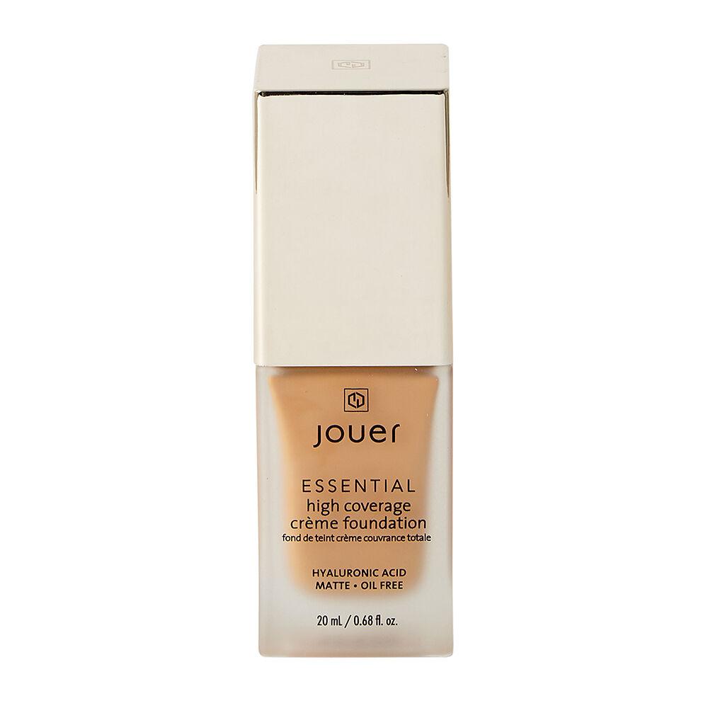 Jouer Cosmetics Essential High Coverage Creme Foundation Macchiato 20ml