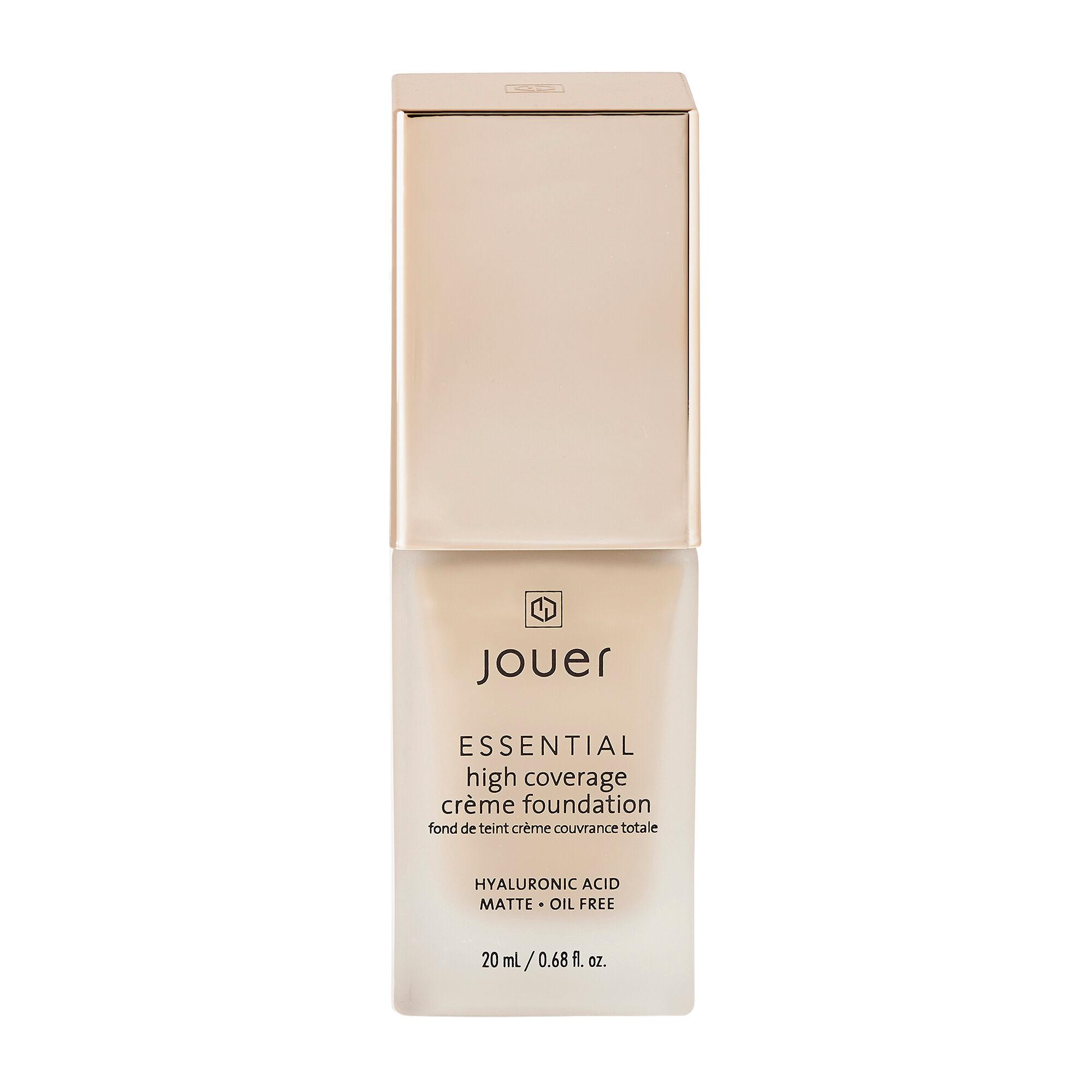 Jouer Cosmetics Essential High Coverage Creme Foundation Honey Beige 20ml