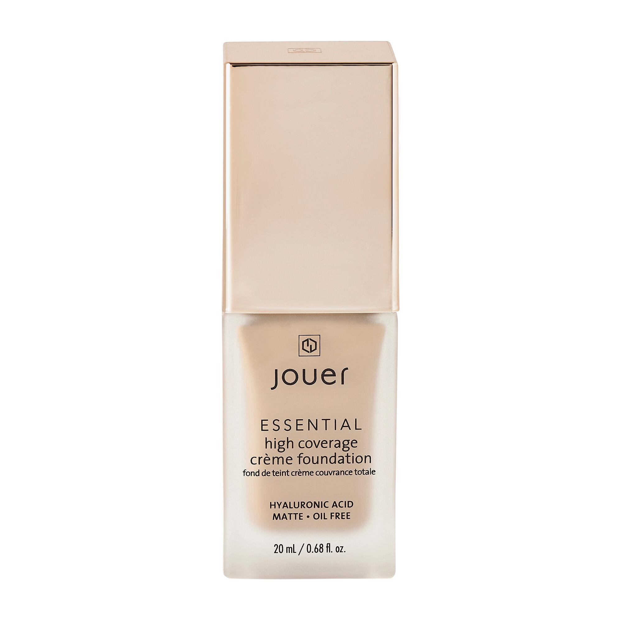 Jouer Cosmetics Essential High Coverage Creme Foundation Desert 20ml