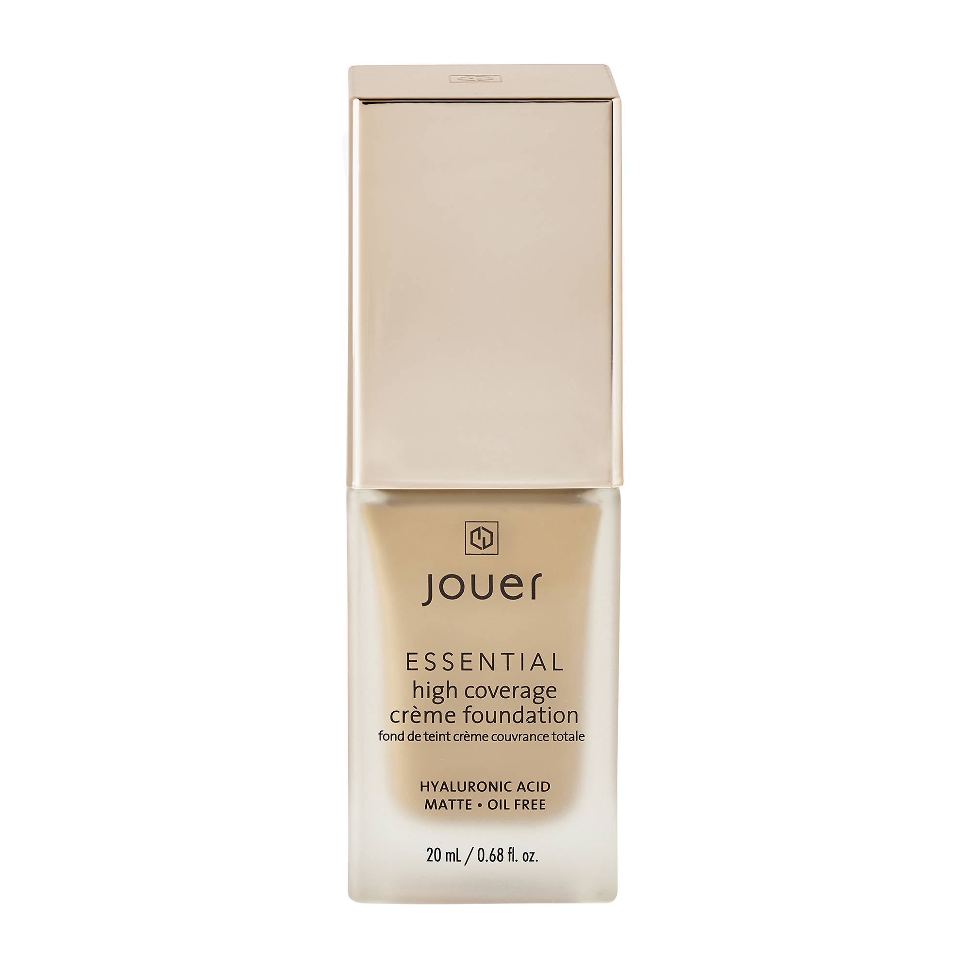 Jouer Cosmetics Essential High Coverage Creme Foundation Sable 20ml