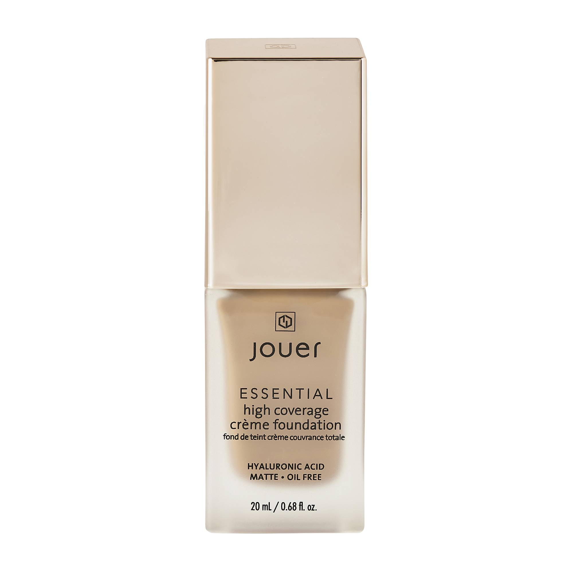 Jouer Cosmetics Essential High Coverage Creme Foundation Maple 20ml
