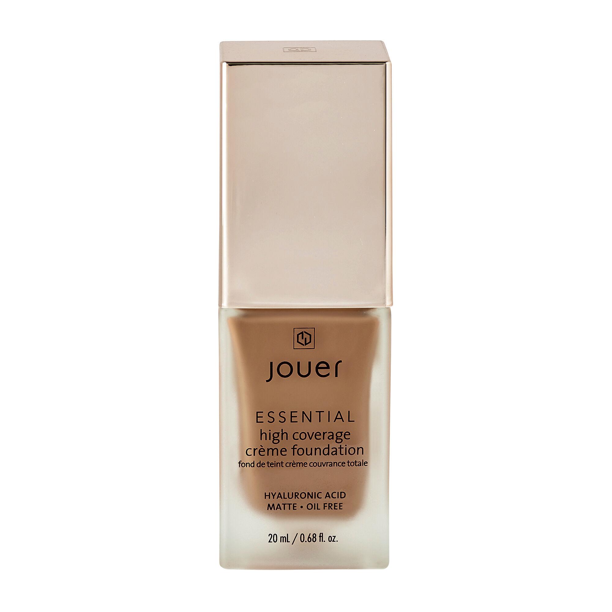 Jouer Cosmetics Essential High Coverage Creme Foundation Chai 20ml