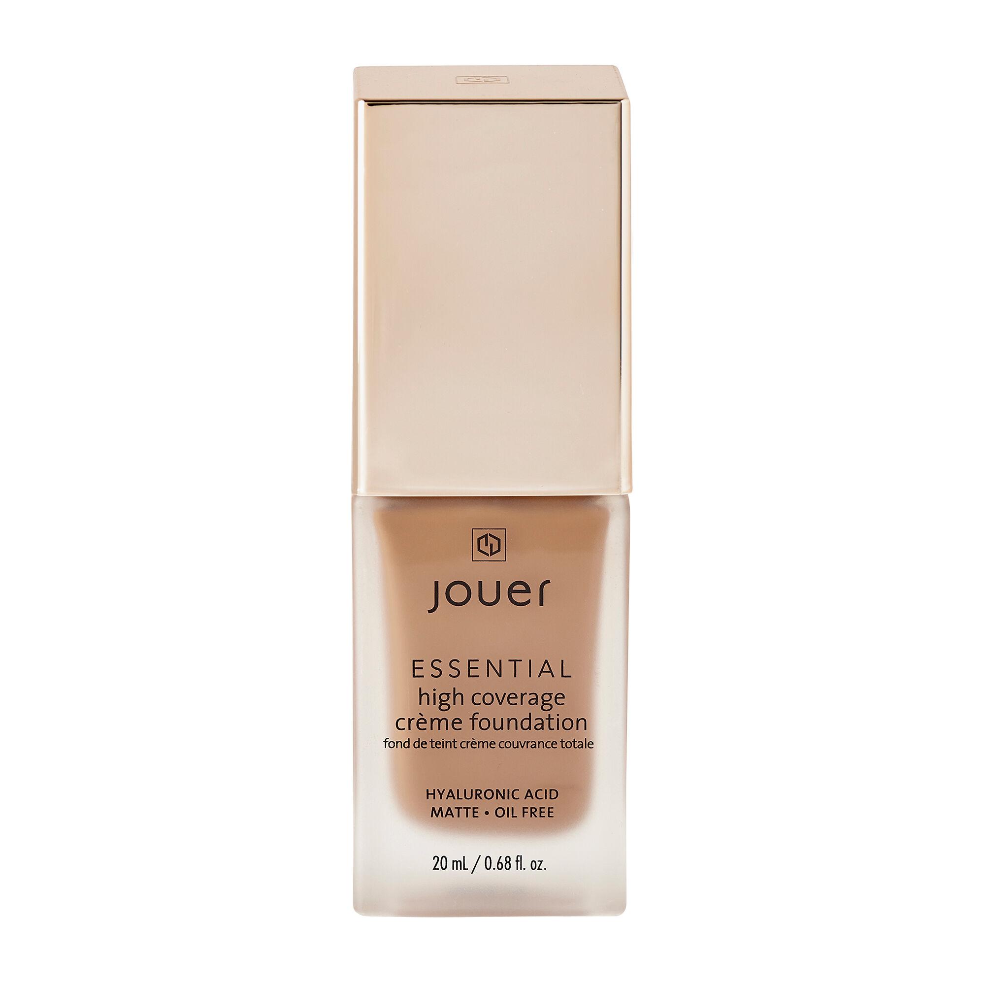 Jouer Cosmetics Essential High Coverage Creme Foundation Mocha 20ml