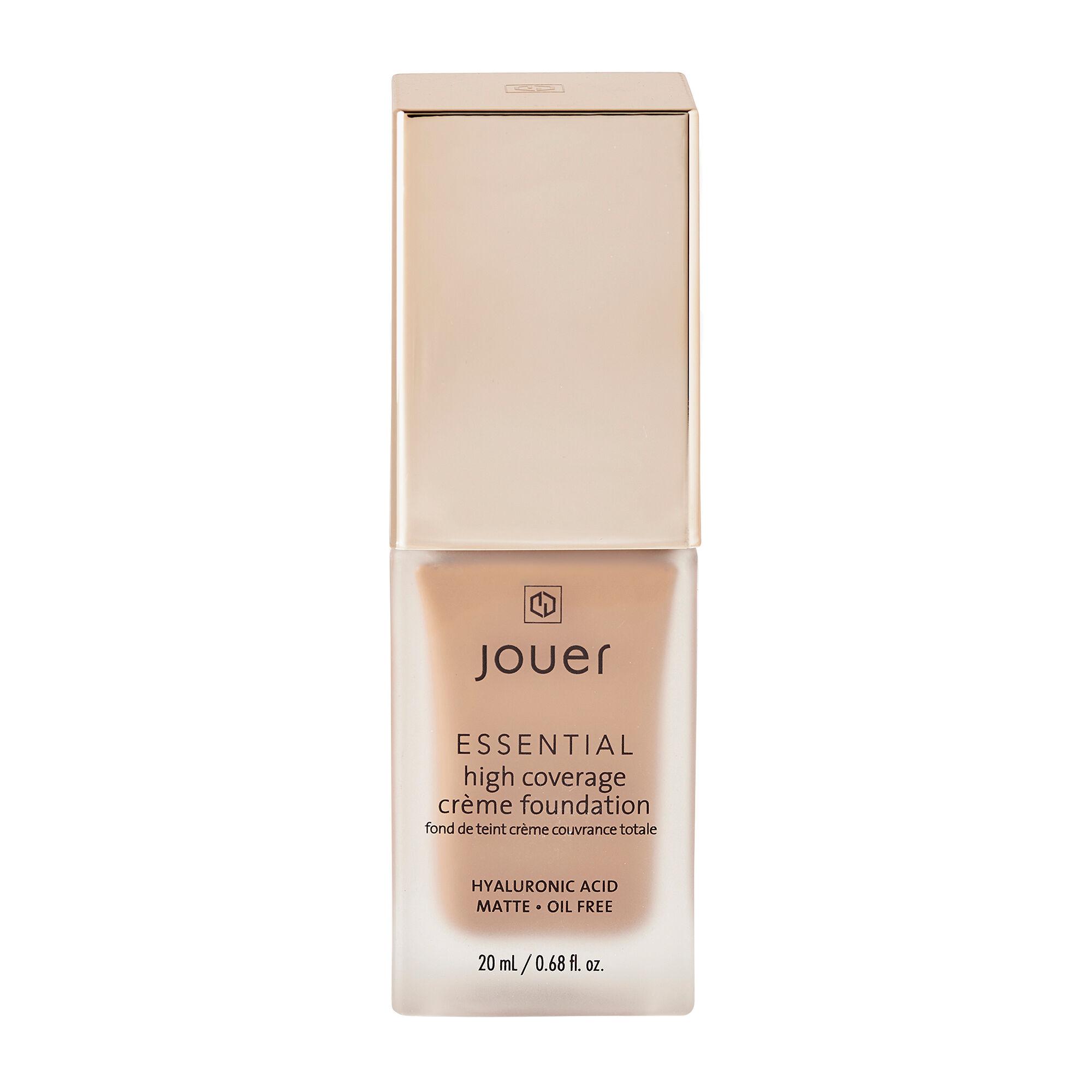 Jouer Cosmetics Essential High Coverage Creme Foundation Cinnamon 20ml
