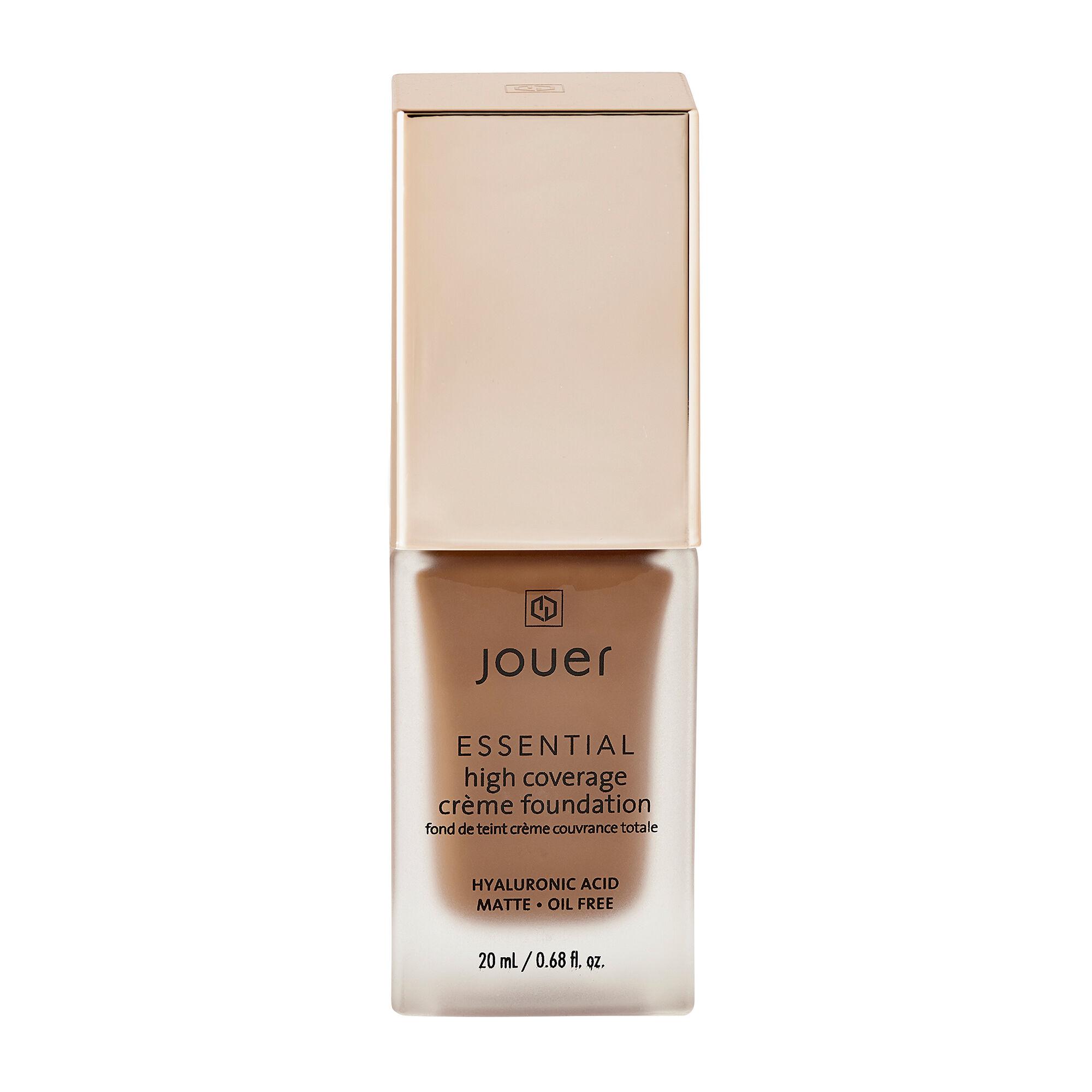 Jouer Cosmetics Essential High Coverage Creme Foundation Praline 20ml