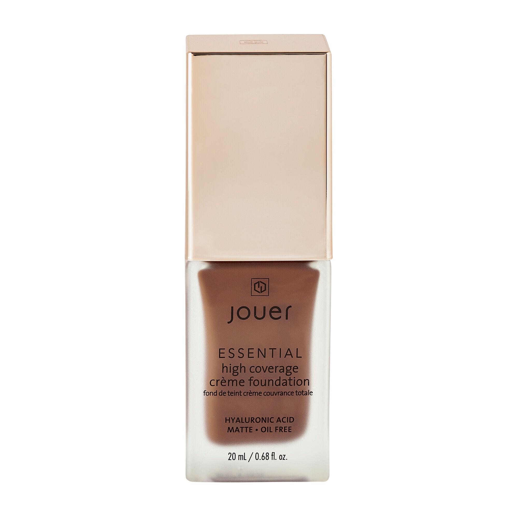 Jouer Cosmetics Essential High Coverage Creme Foundation Mink 20ml
