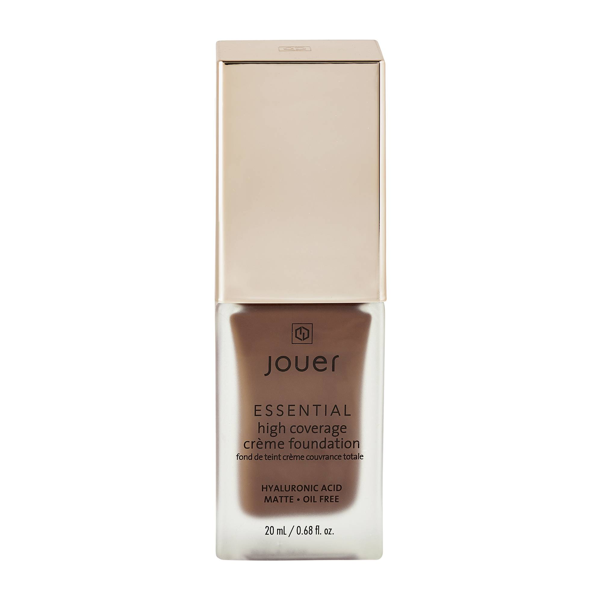 "Jouer Cosmetics ""Essential High Coverage Creme Foundation Mink"""