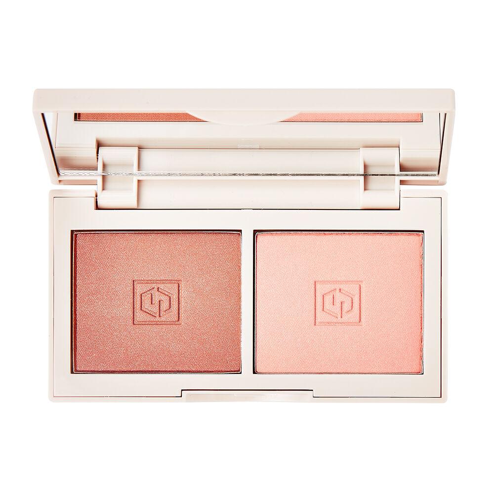 Jouer Cosmetics Mini Blush Bouquet Dual Palette Rose Gold 8g