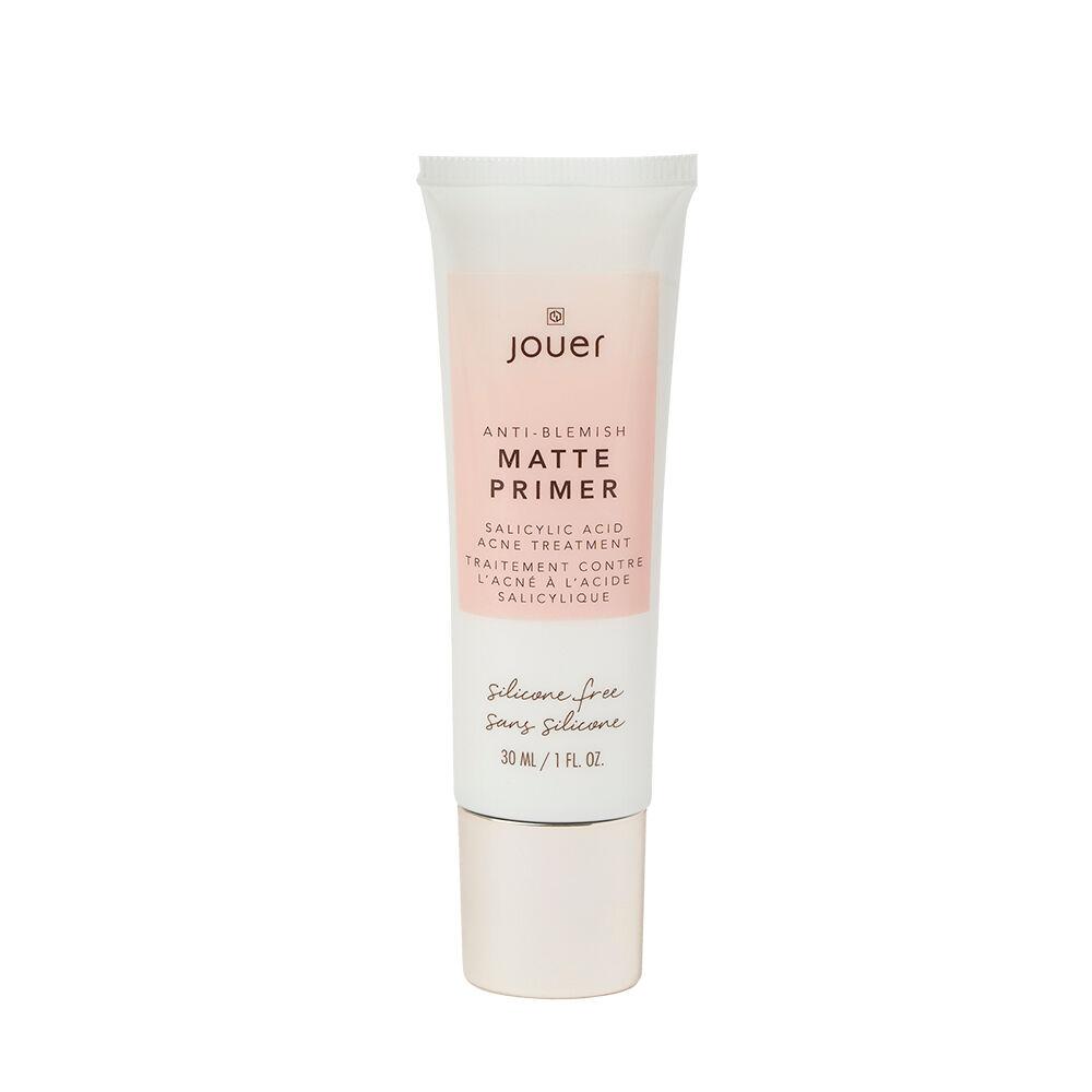 Jouer Cosmetics AntiBlemish Matte Primer Salicylic Acid Acne Treatment 30ml