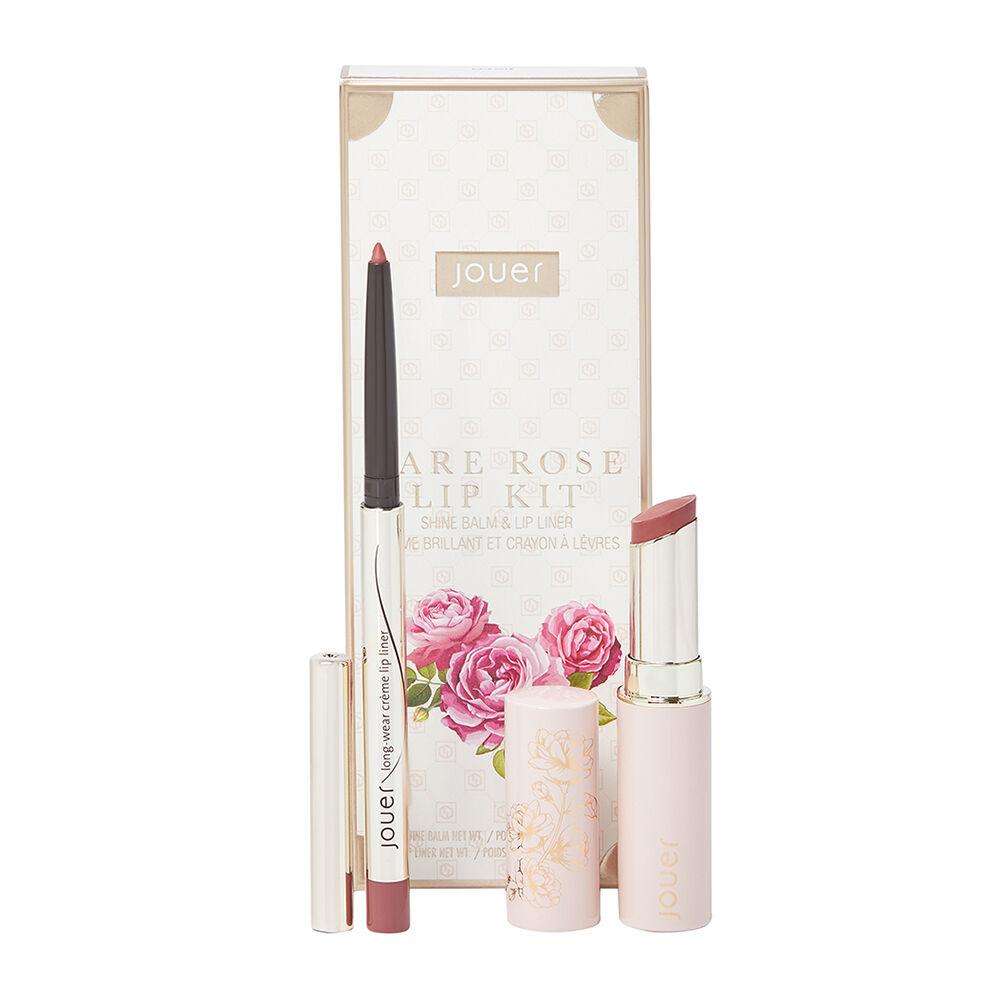 Jouer Cosmetics Bare Rose Lip Kit