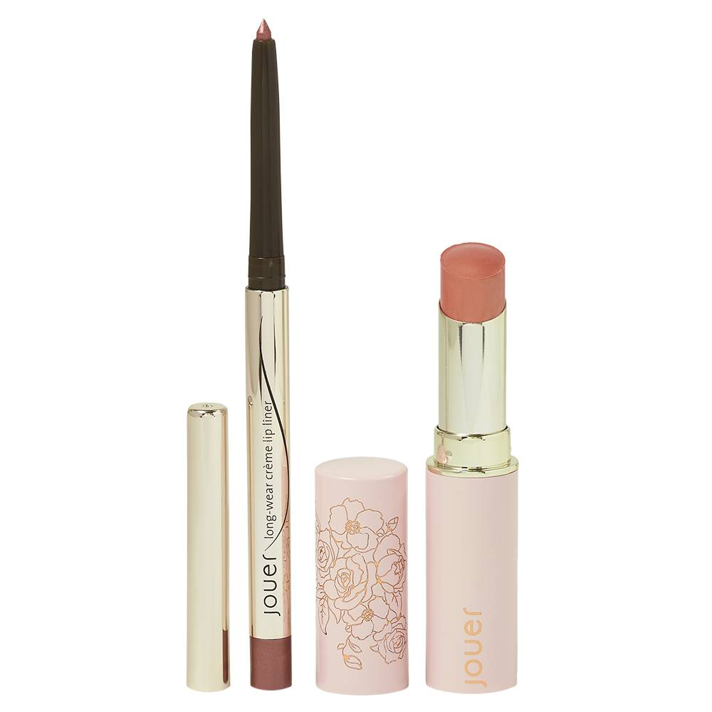 Jouer Cosmetics Honey Kiss Shimmer Lip Kit