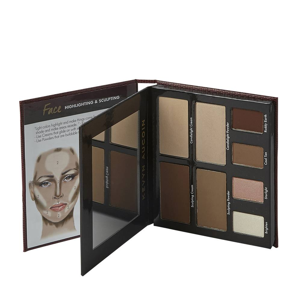 Kevyn Aucoin The Contour Book The Art Of Sculpting And Defining Volume II