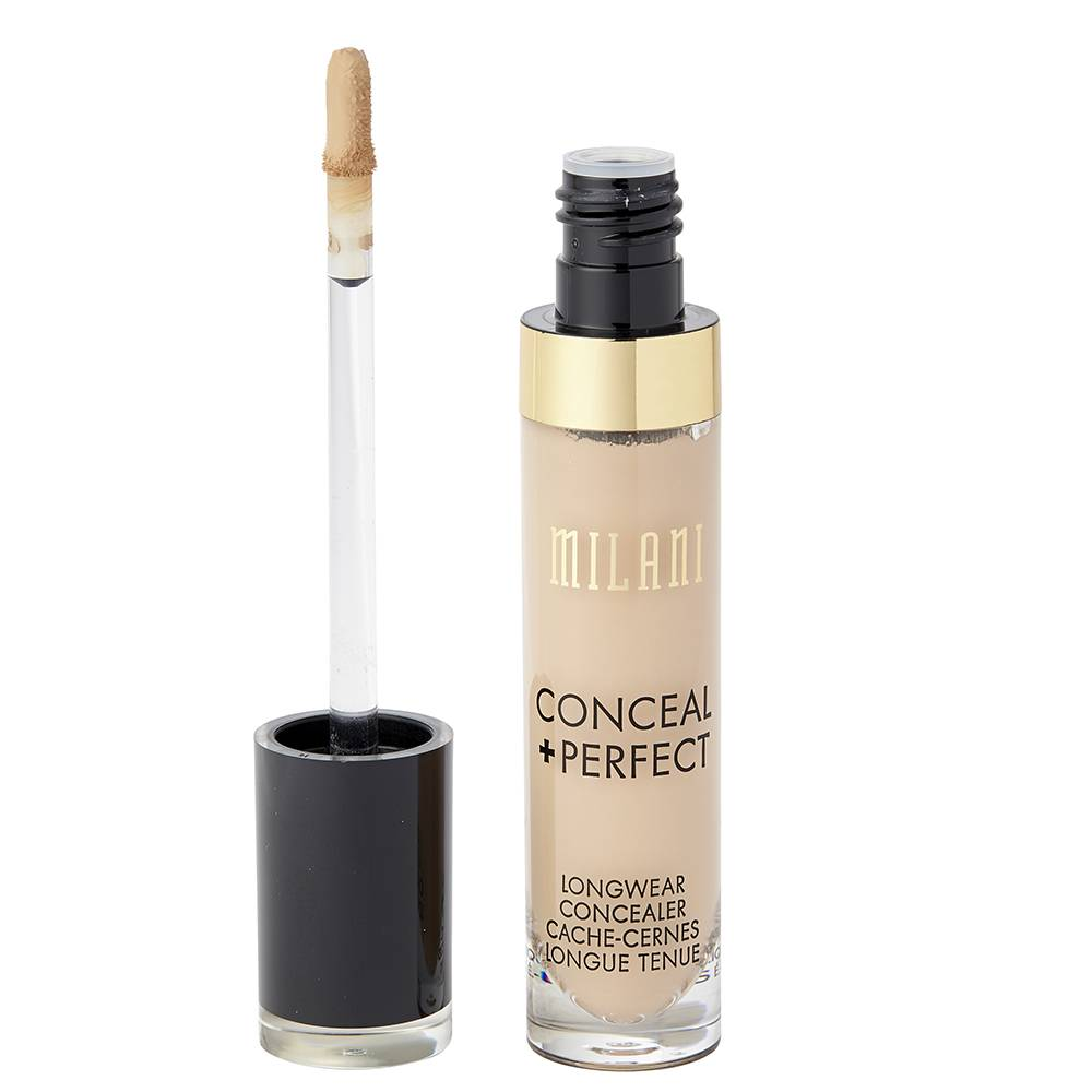 Milani Conceal And Perfect Long Wear Concealer 125 Light Natural 5ml