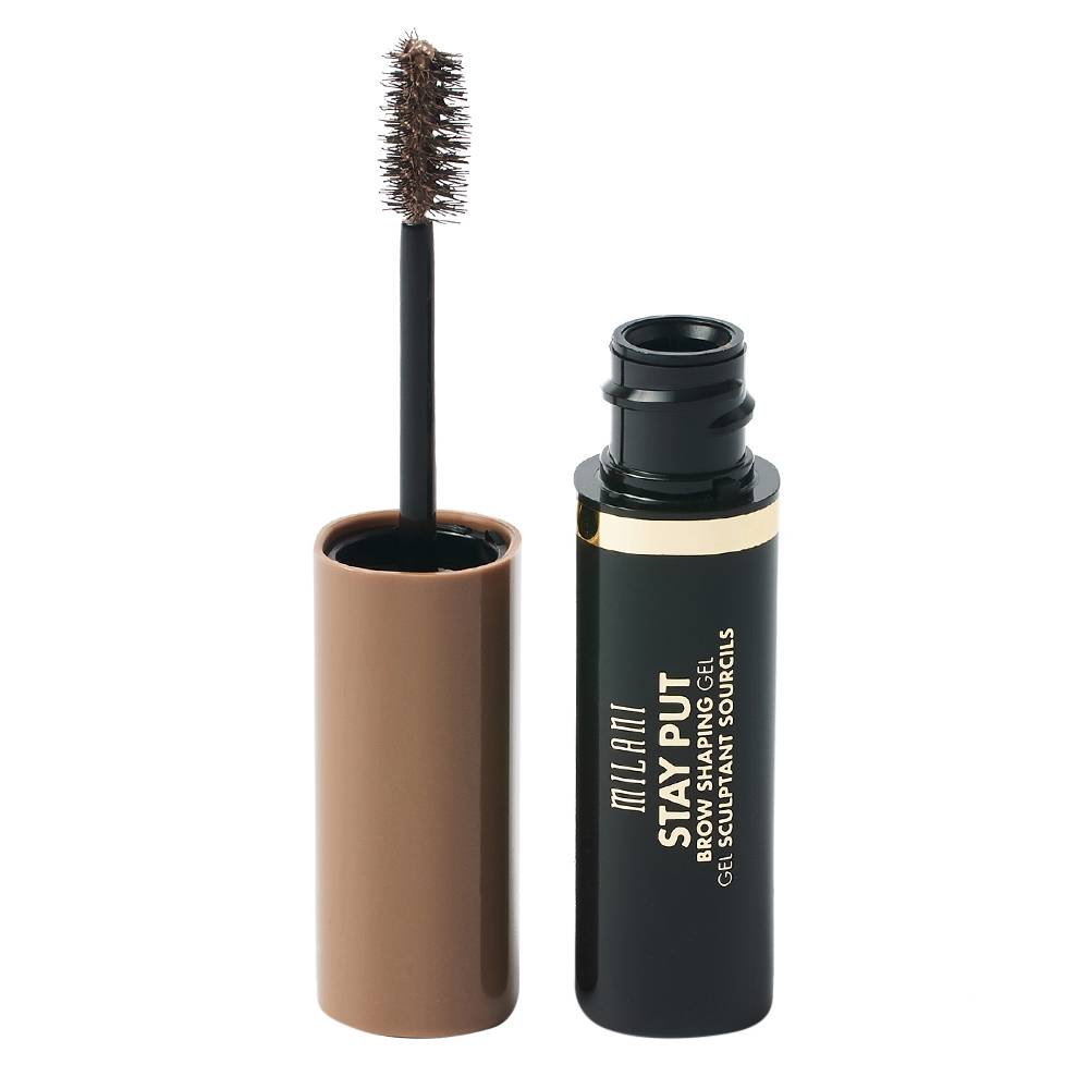 Milani Stay Put Brow Shaping Gel Soft Brunette 6.85g