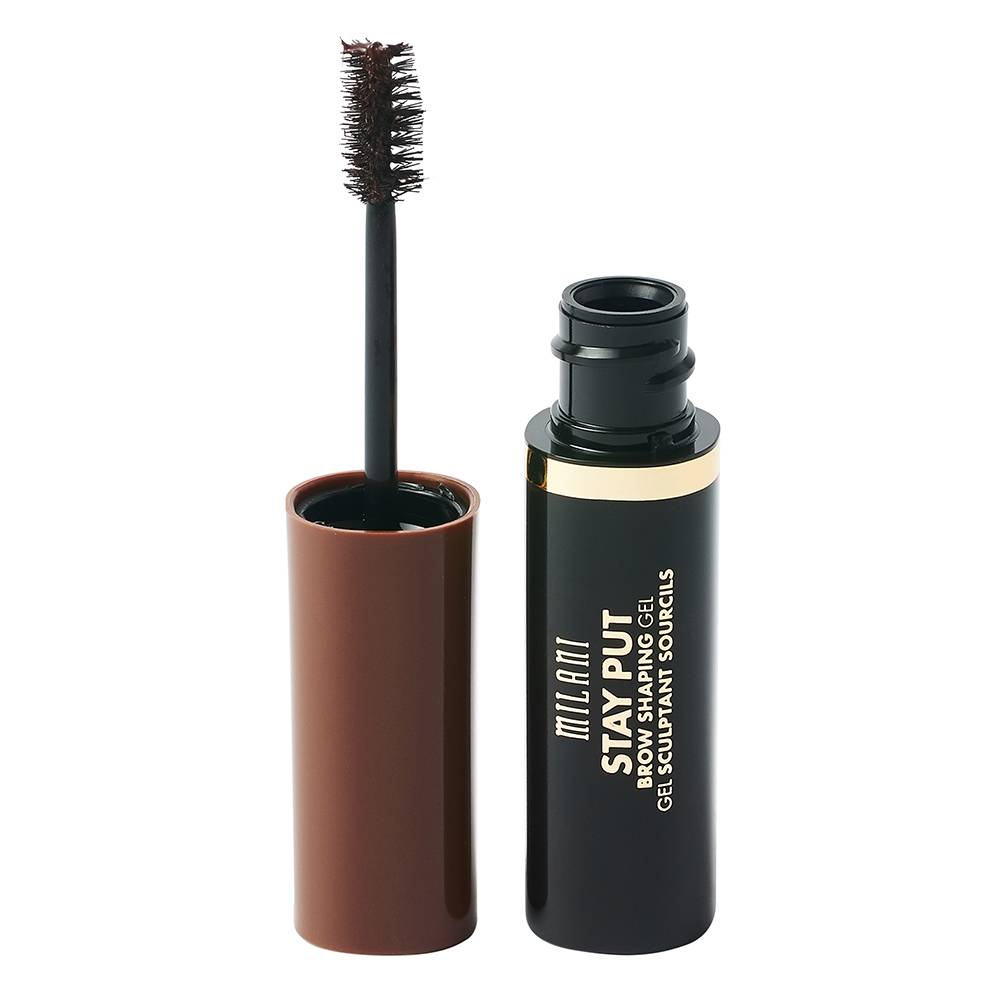Milani Stay Put Brow Shaping Gel Brunette 6.85g