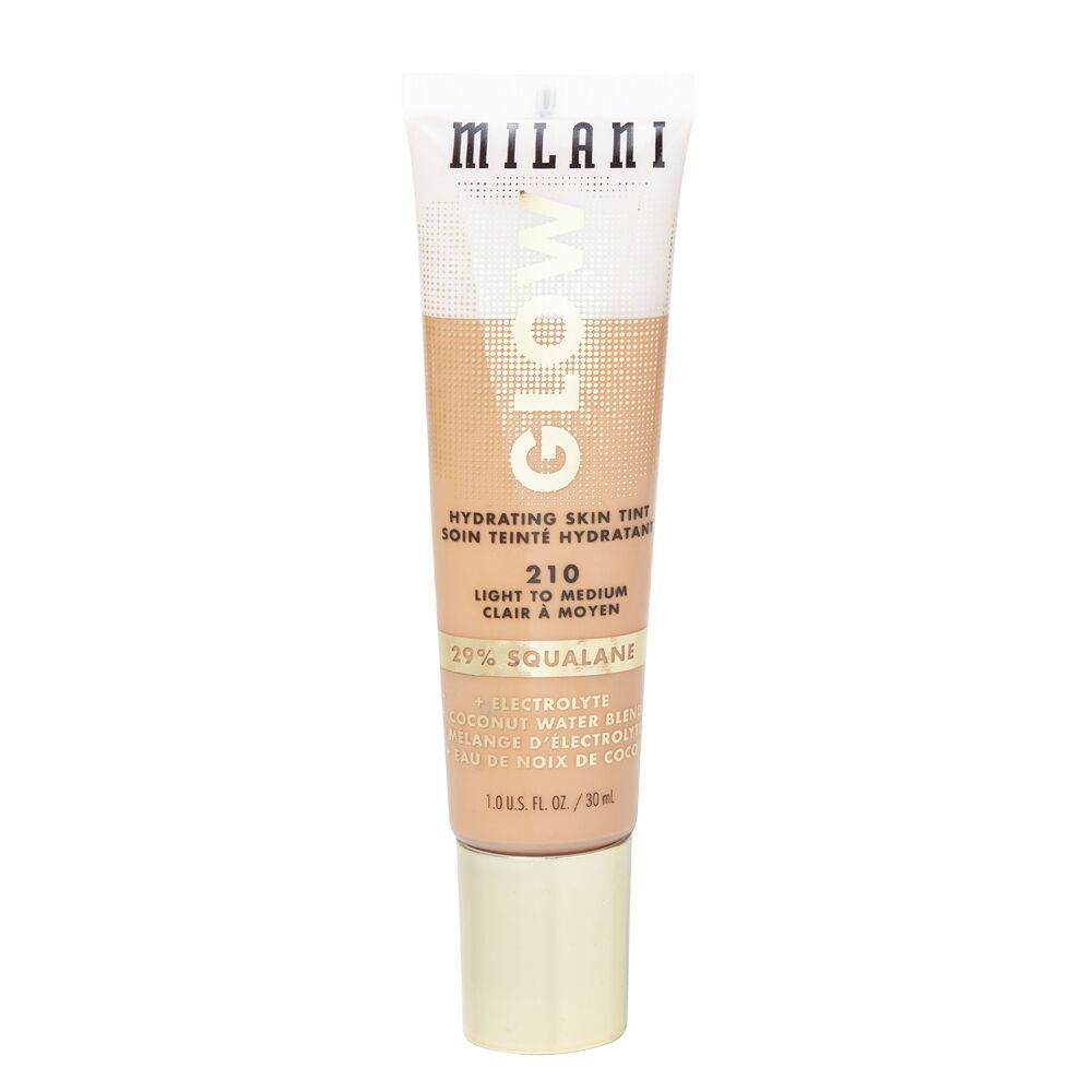 Milani Glow Hydrating Skin Tint 210 Light to Medium 30ml