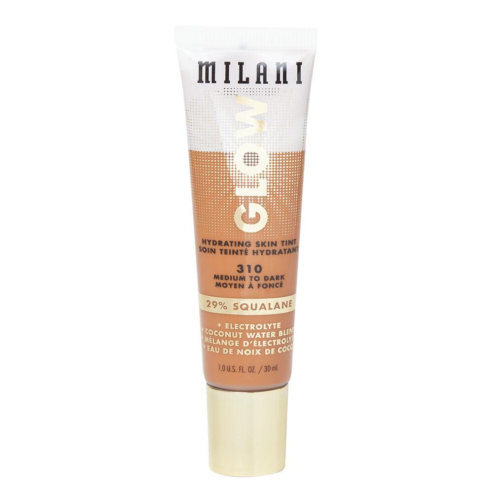 Milani Glow Hydrating Skin Tint 310 Medium to Dark 30ml