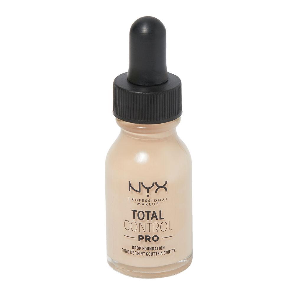 NYX Professional Makeup Total Control Pro Drop Foundation Light Porcelain 13ml