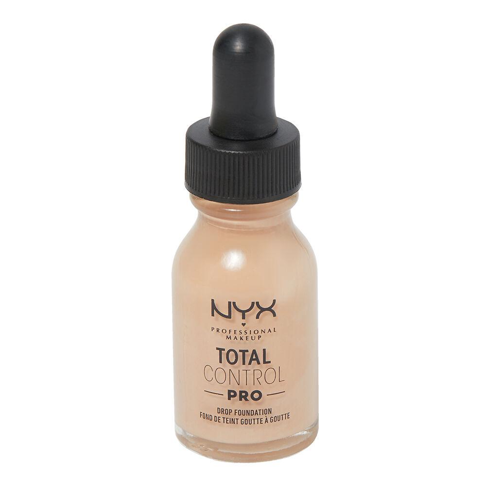 NYX Professional Makeup Total Control Pro Drop Foundation Light 13ml