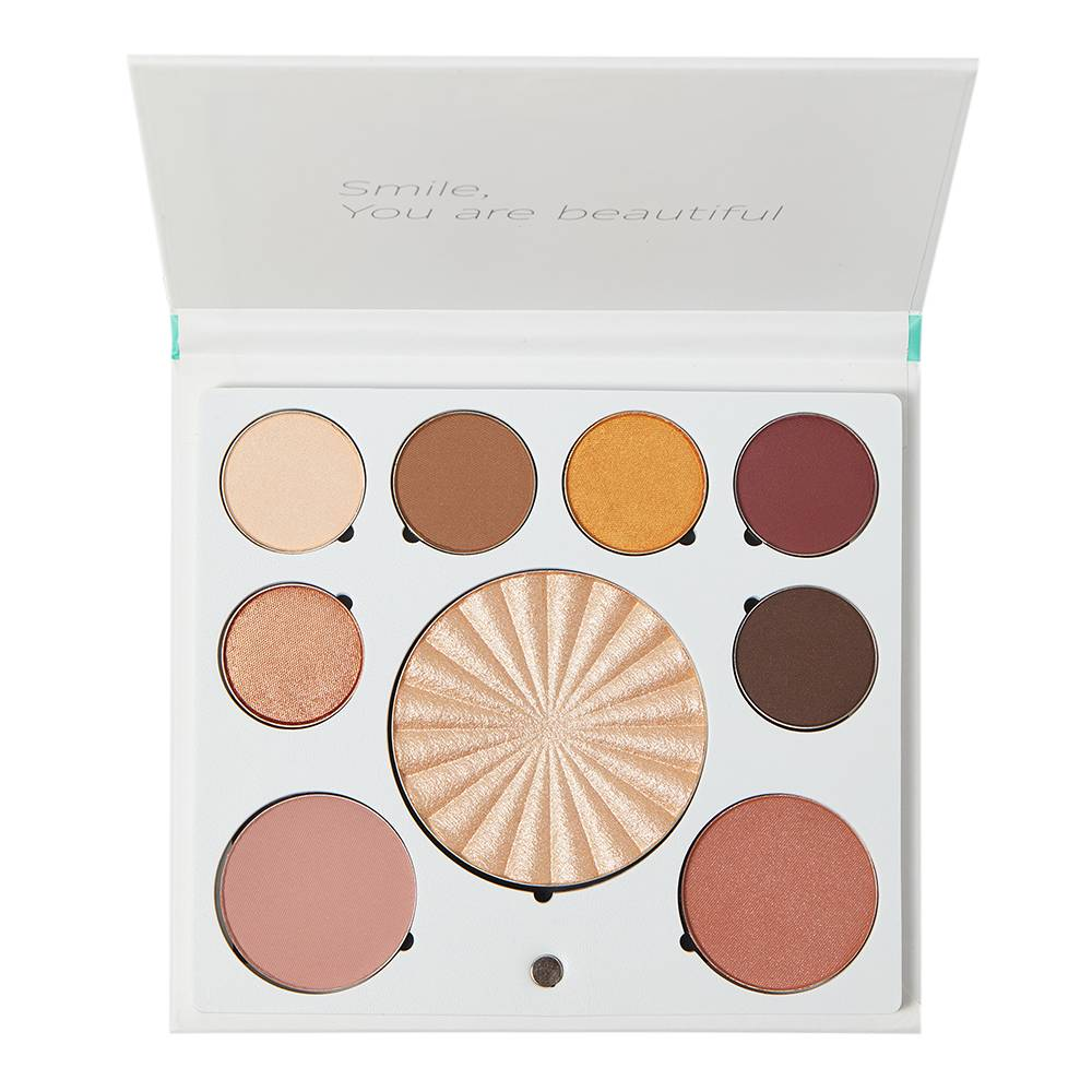 Ofra New Solstice Mini Mix Face Palette