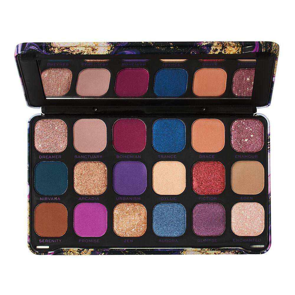 Makeup Revolution Forever Flawless Eutopia Eyeshadow Palette
