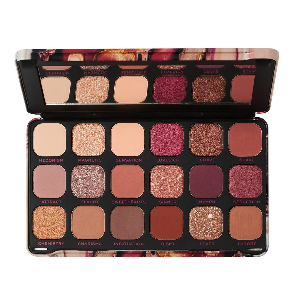 Makeup Revolution Forever Flawless Allure Eyeshadow Palette
