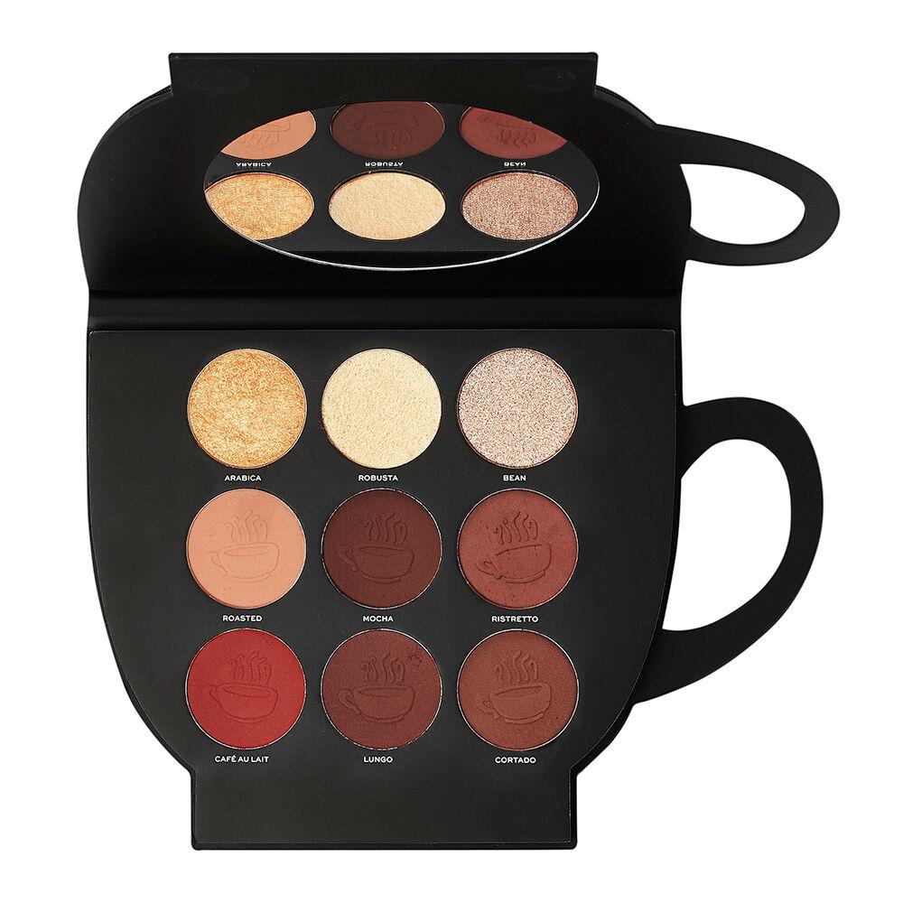 Makeup Revolution Revolution X Friends Grab a Cup Face Palette Dark to Deep