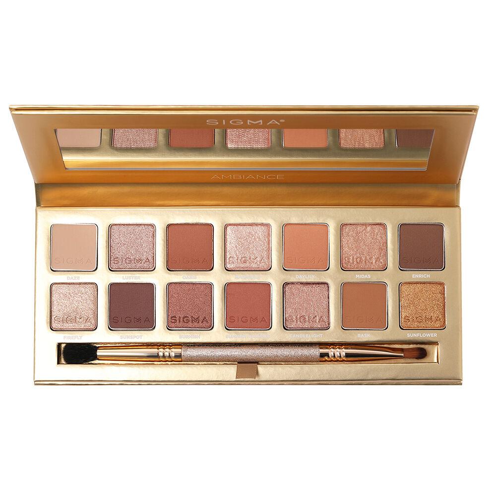 Sigma Beauty Ambiance Eyeshadow Palette
