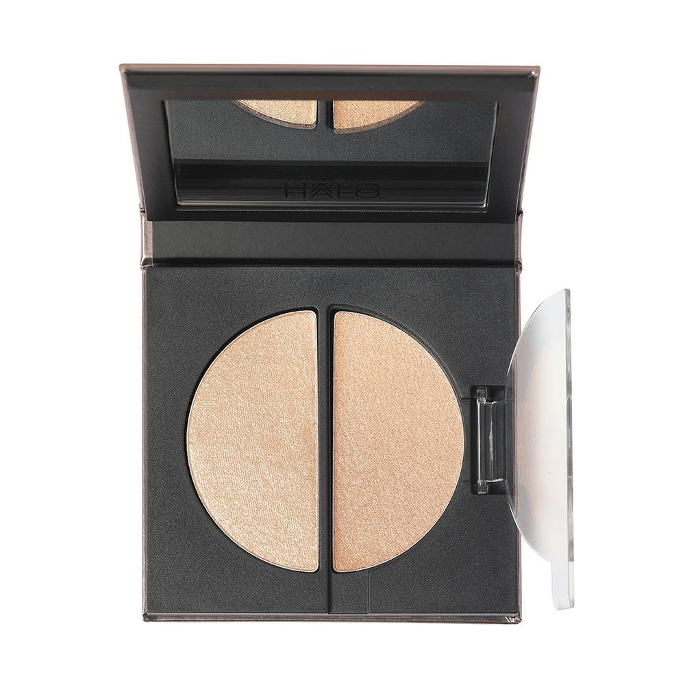 Smashbox Halo Glow Highlighter Duo Golden Pearl 5g