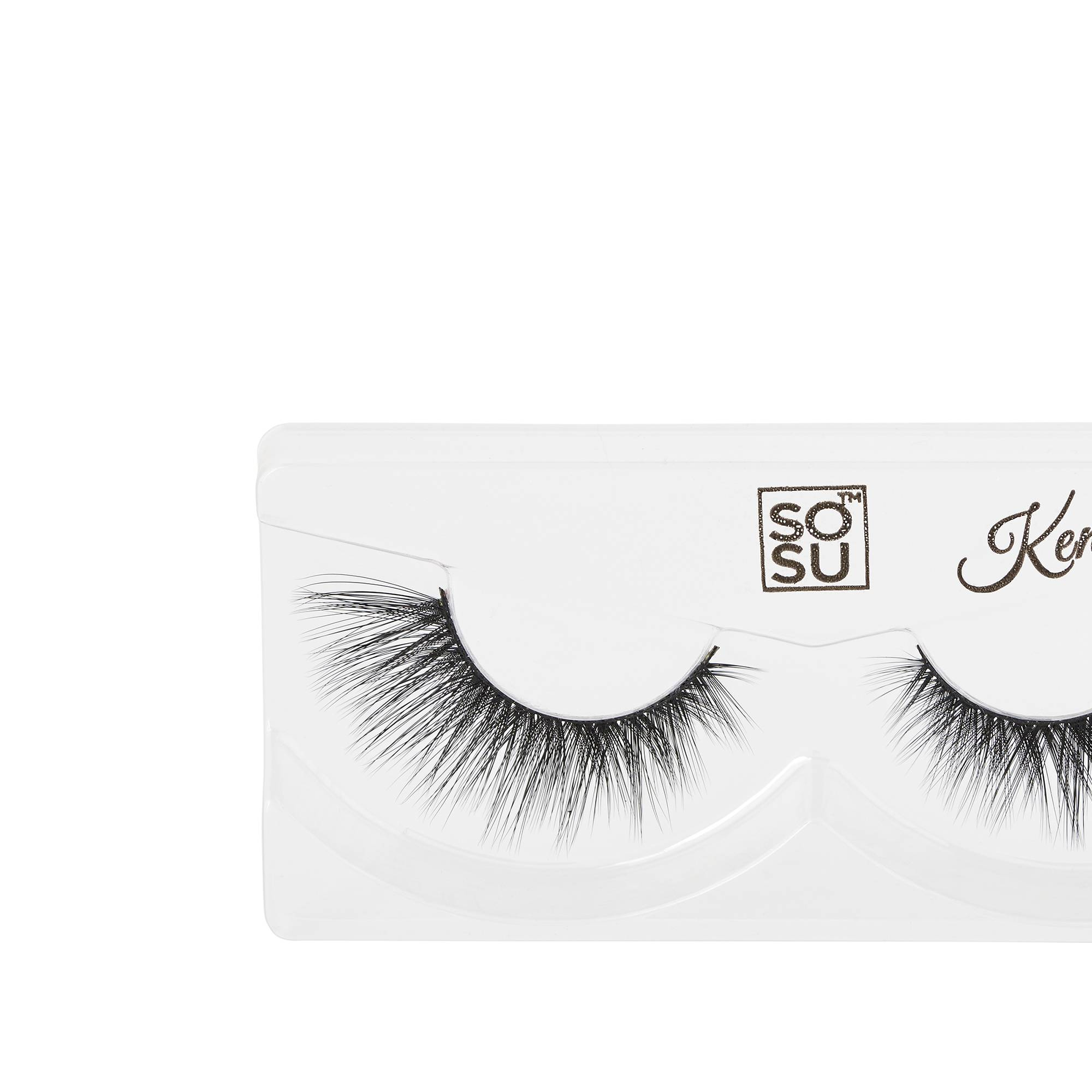 "SOSU by Suzanne Jackson ""Kendall 3D Fibre Luxury Lashes """