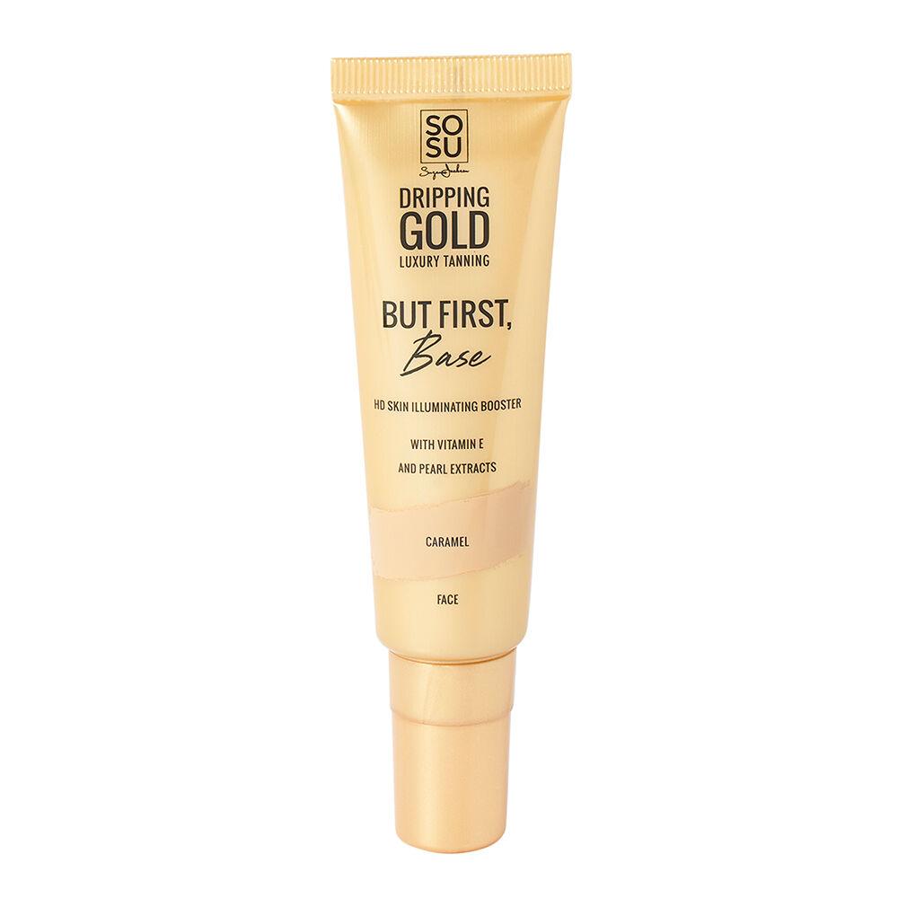SOSU by Suzanne Jackson But First; Base HD Skin Illuminating Booster Caramel 30ml