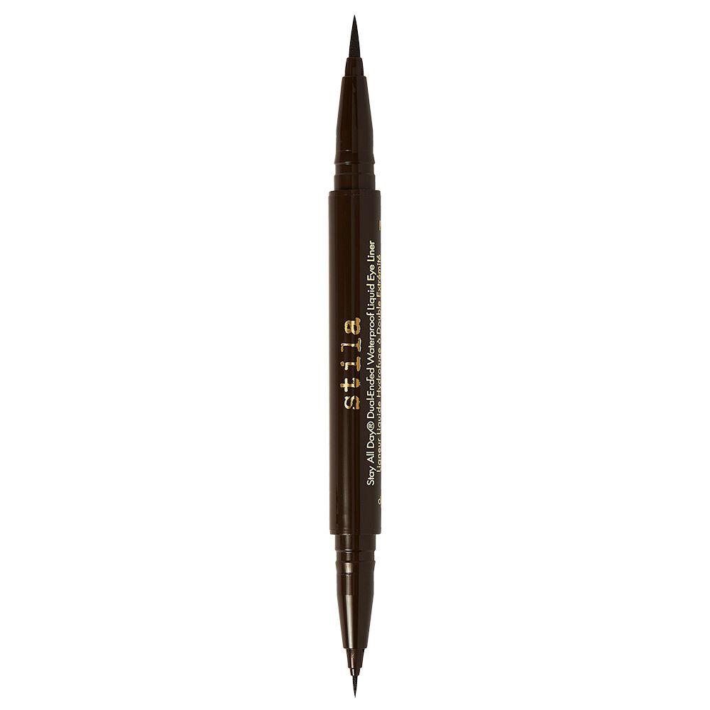 Stila Stay All Day® DualEnded Waterproof Liquid Eye Liner Dark Brown 1ml
