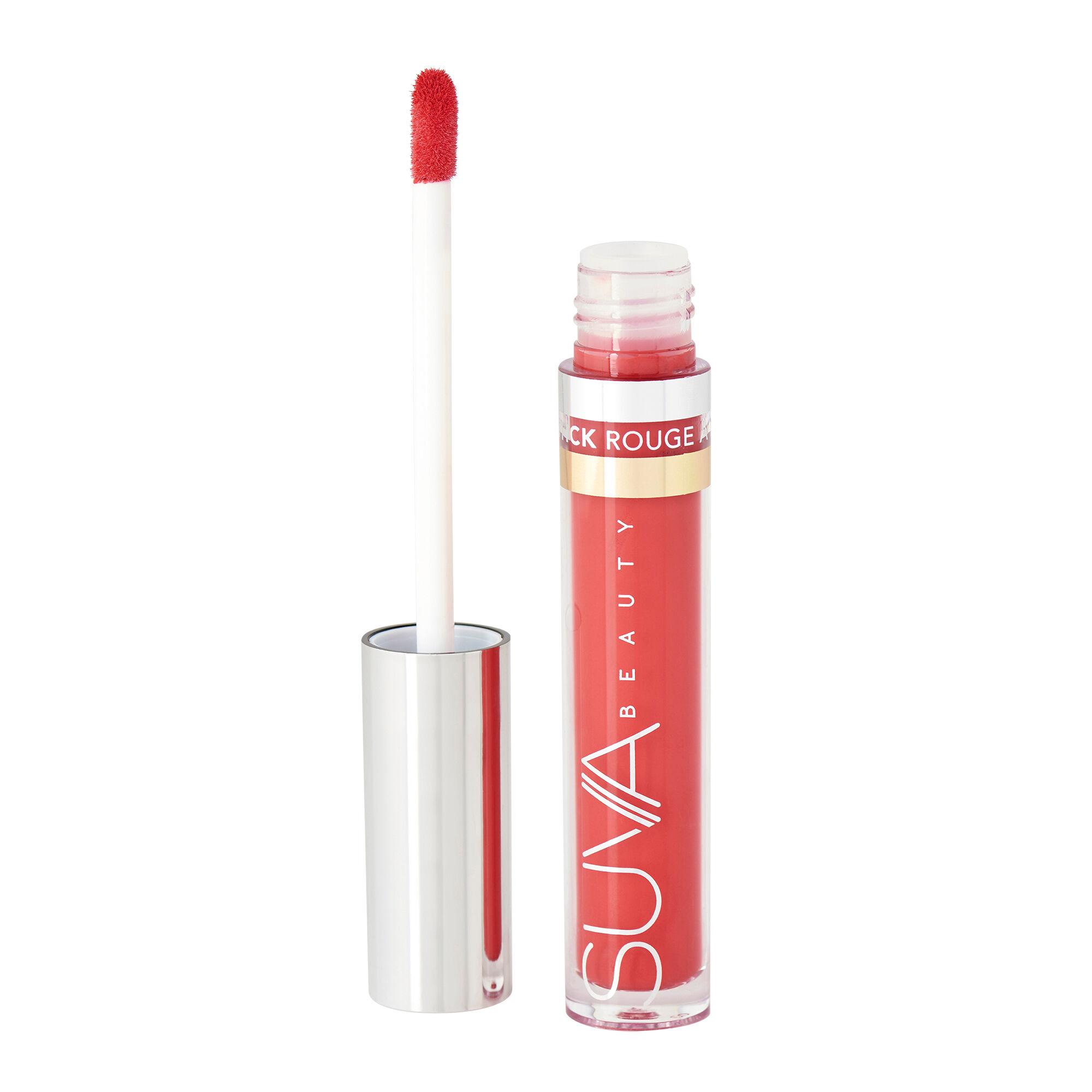 Suva Beauty Moisture Matte Liquid Lipstick Strange