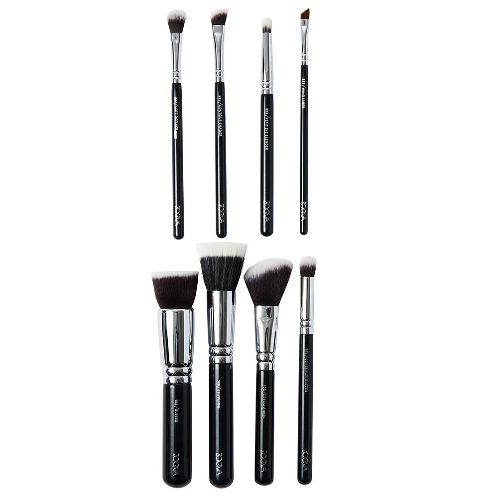 ZOEVA Vegan Brush Set