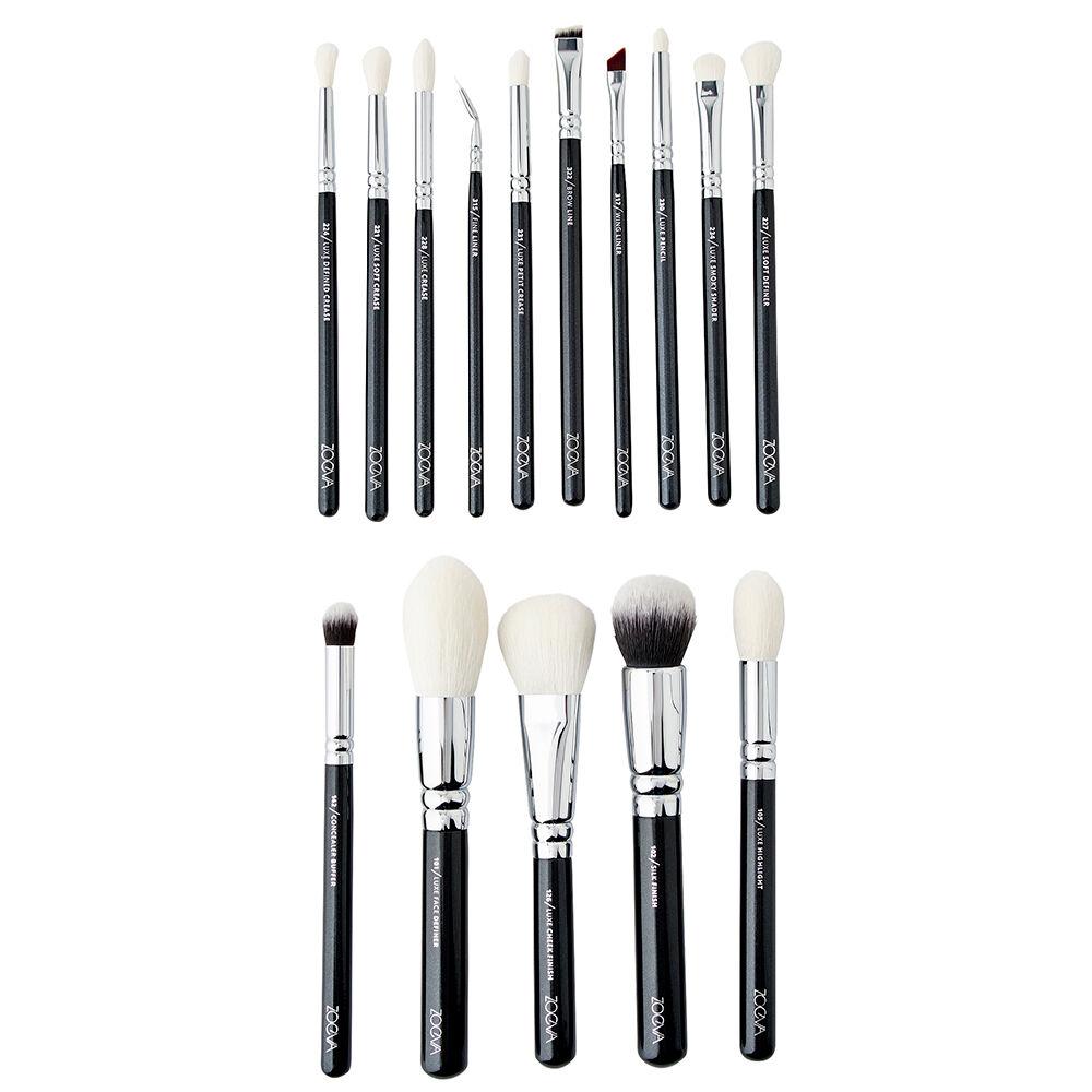 ZOEVA Luxe Complete Brush Set