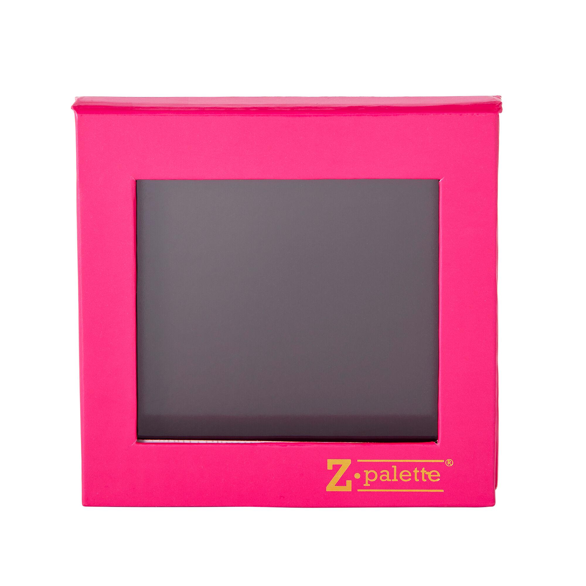 Z Palette Petite palette magnétique Noir Hot Pink