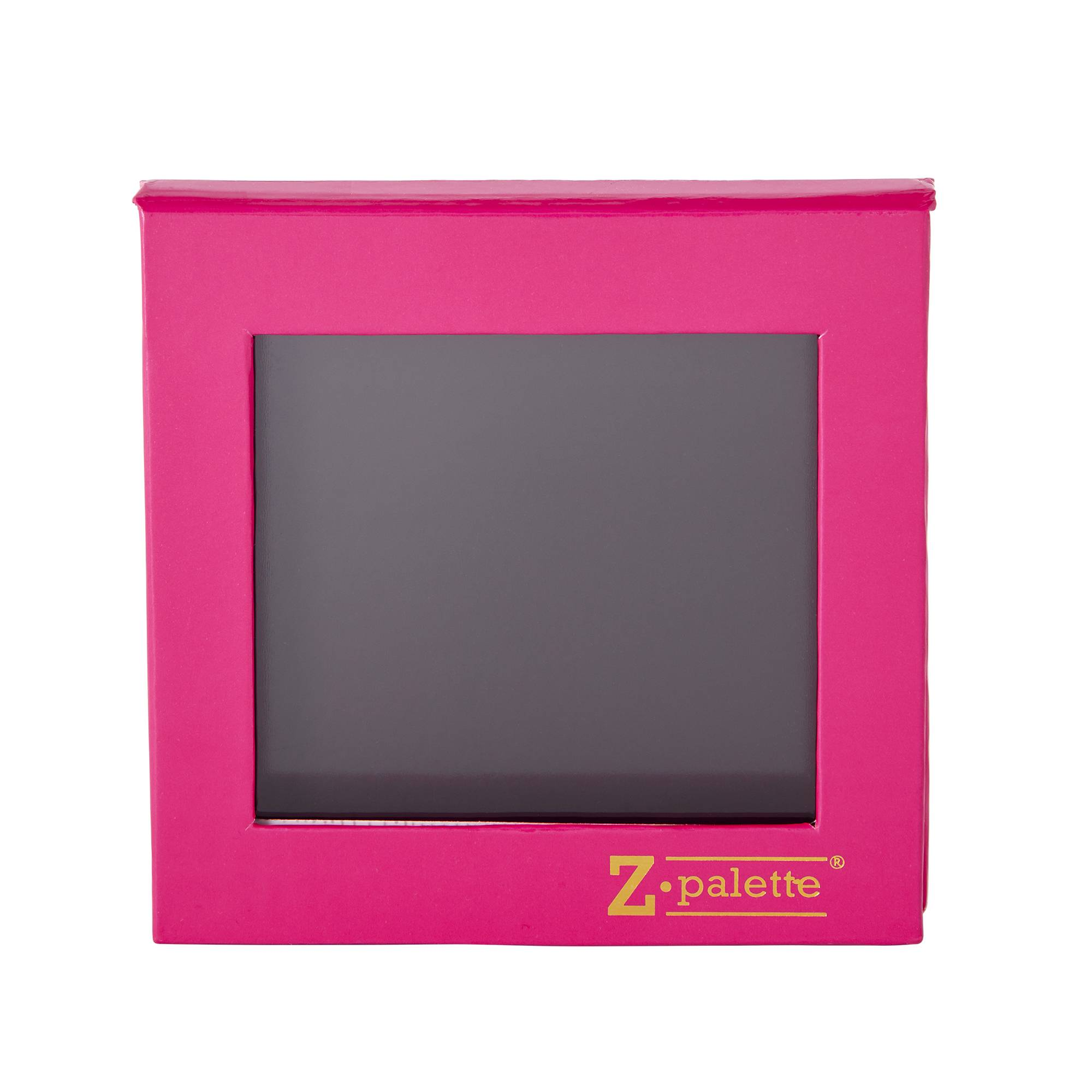 "Z Palette ""Small Magnetic Palette Hot Pink"""