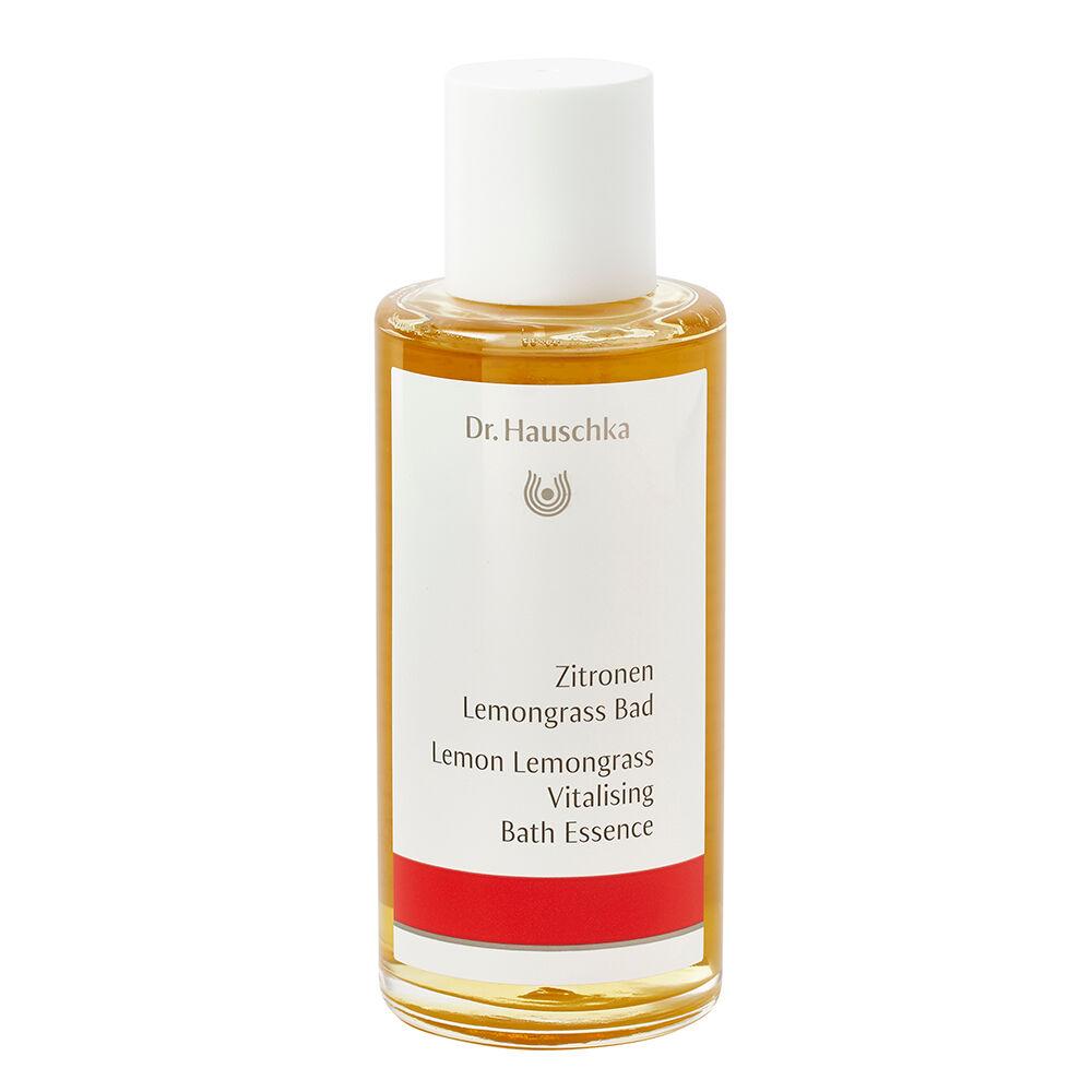 Dr. Hauschka Lemon Lemongrass Vitalising Bath Essence 100ml
